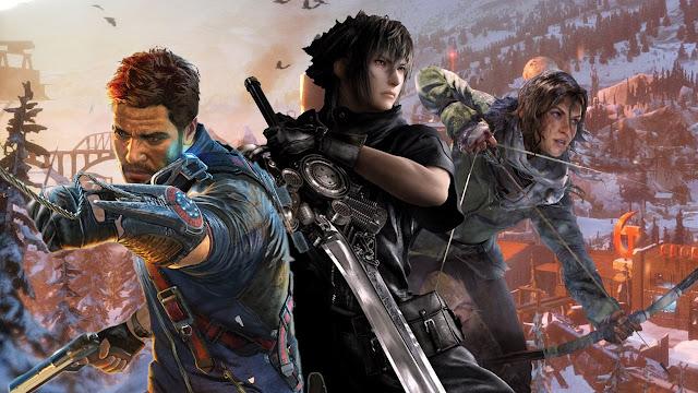 شركة Square Enix تكشف رسميا عن قائمة الألعاب النهائية القادمة خلال معرض Gamescom 2018 ، إليكم التفاصيل من هنا ..