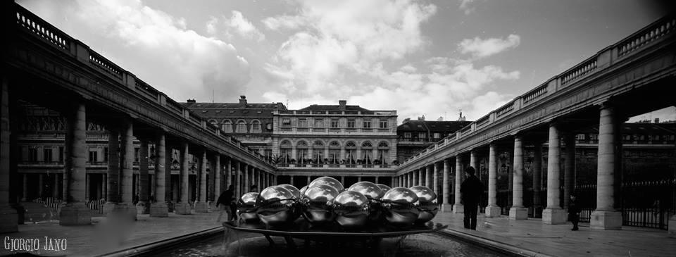 Parigi, Palazzo dell'Eliseo - Fotografia di Giorgio Jano
