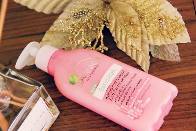 Garnier Essentials kremasti gel za umivanje lica