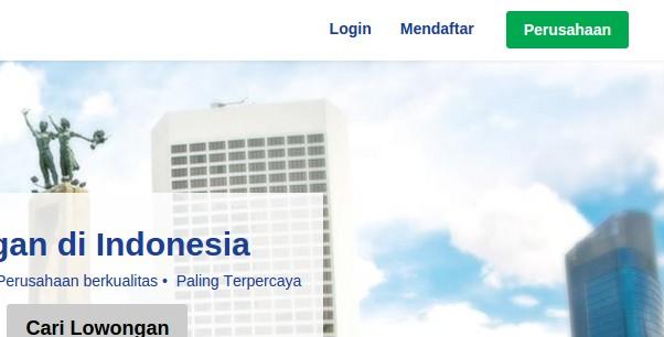 Cara Membuat/Daftar Akun Jobstreet Indonesia