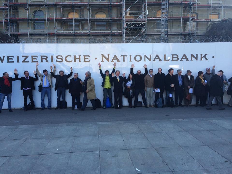 La Suisse à genoux par des traîtres ?