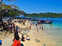 Pantai Sendang Biru Malang, info (sejarah, rute dan Tiket Masuk)