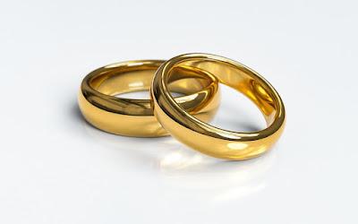خواتم الزفاف تضم مواد عمرها أكثر من 4 مليارات سنة