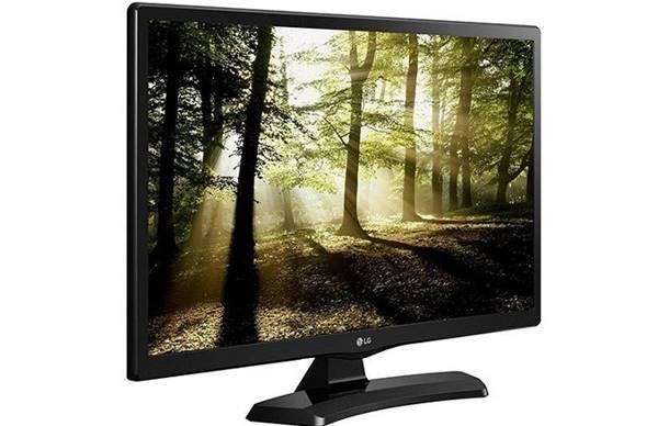 A TV LG LH300B - 29 polegadas possui 29 polegadas e também pode servir como monitor para PC