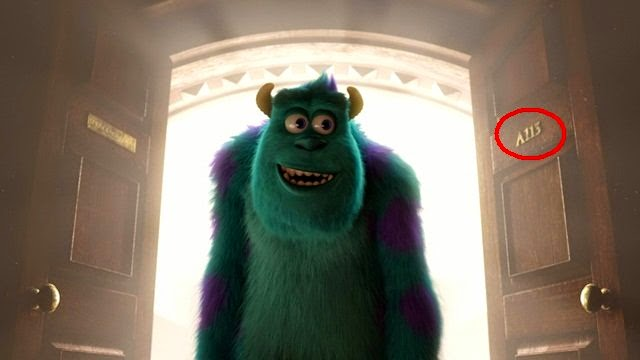 Código oculto en las películas Disney y Pixar