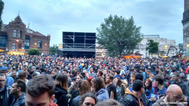 Arena Wien Vienna Panorama Crowd