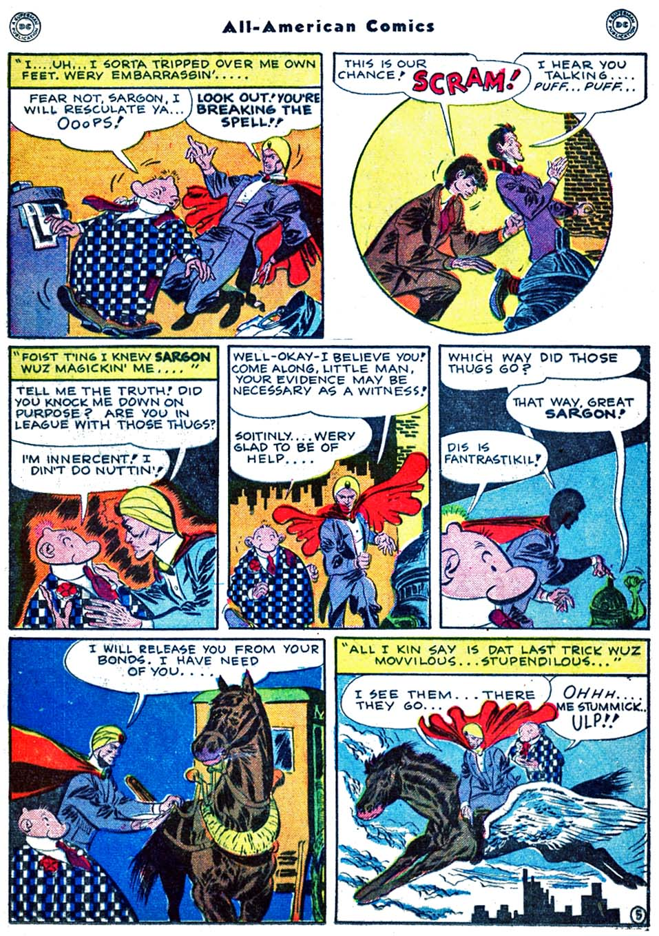 Read online All-American Comics (1939) comic -  Issue #70 - 29
