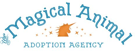 The Magical Animal Adoption Agency logo