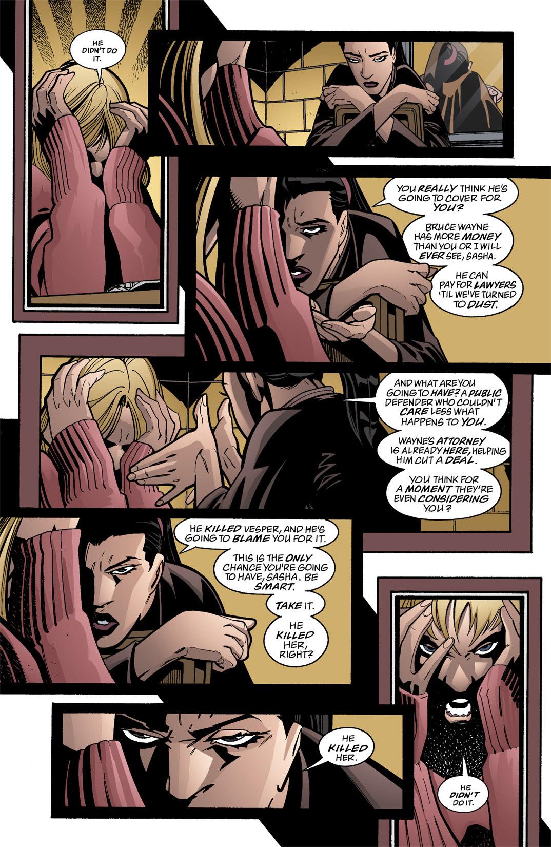 Detective Comics (1937) 766 Page 14