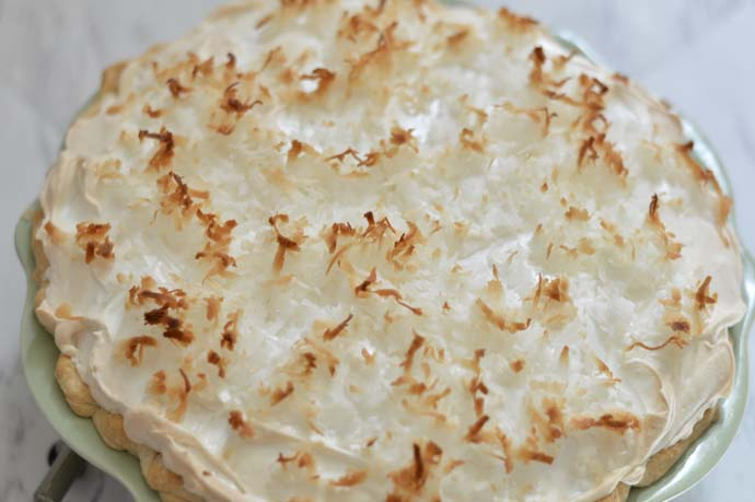 How to Make Coconut Cream Pie @rachmccarthy7