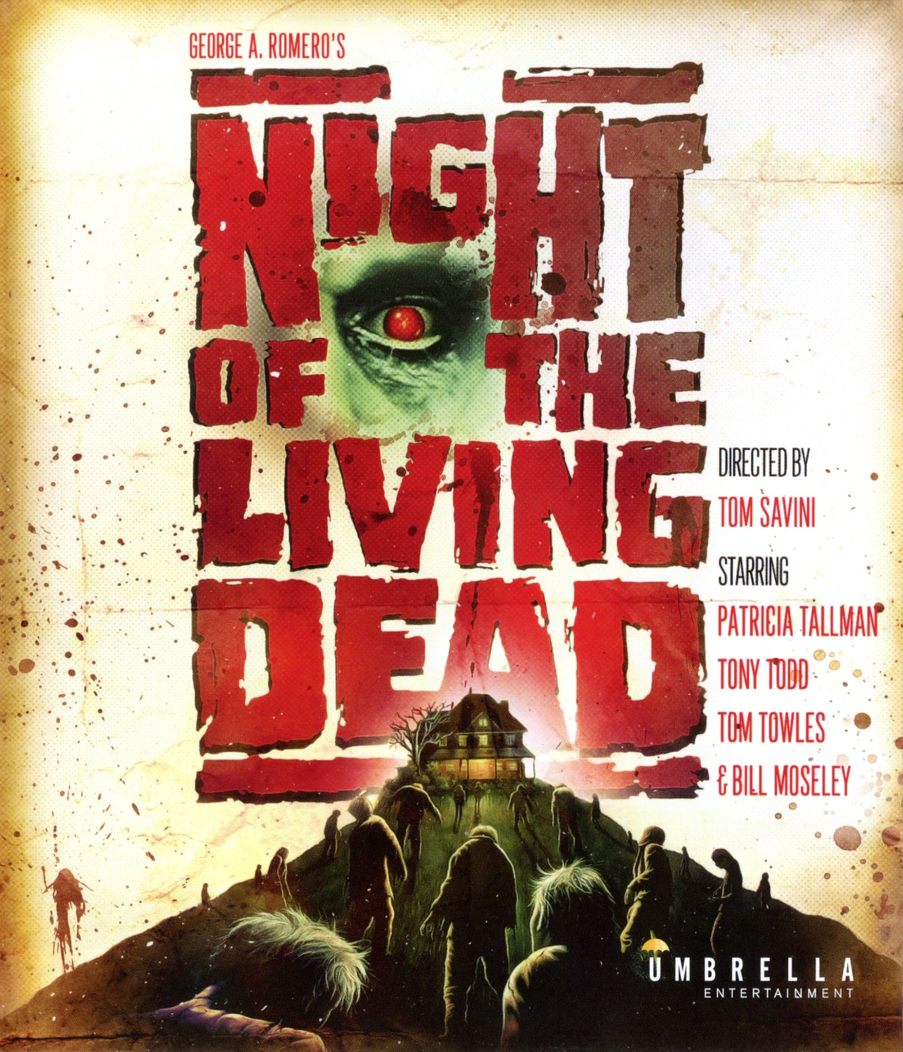 DVD Exotica: Night Of the Living Dead, 1990. The Tom ...