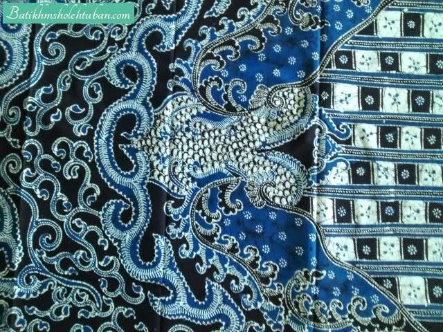 Kain Bahan Batik Tuban 2911F