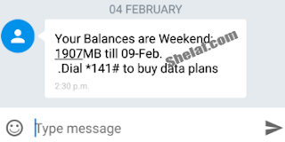 Airtel Weekend Plan Still Remains The Best Dataplan Ever - Get 1GB For Just N100