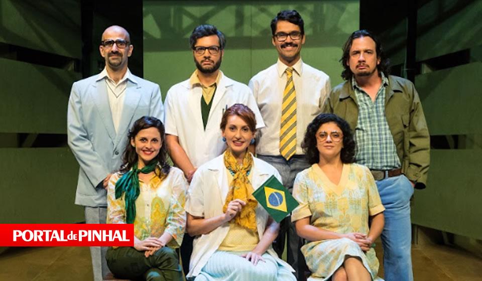 Cia. Elevador de Teatro Panorâmico faz apresentações gratuitas em Pinhal