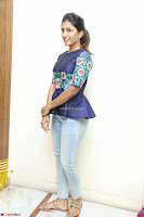 Eesha Looks super cute stunning in Denim Jeans and Top at Darsakudu movie Inerview ~  Exclusive 038.JPG