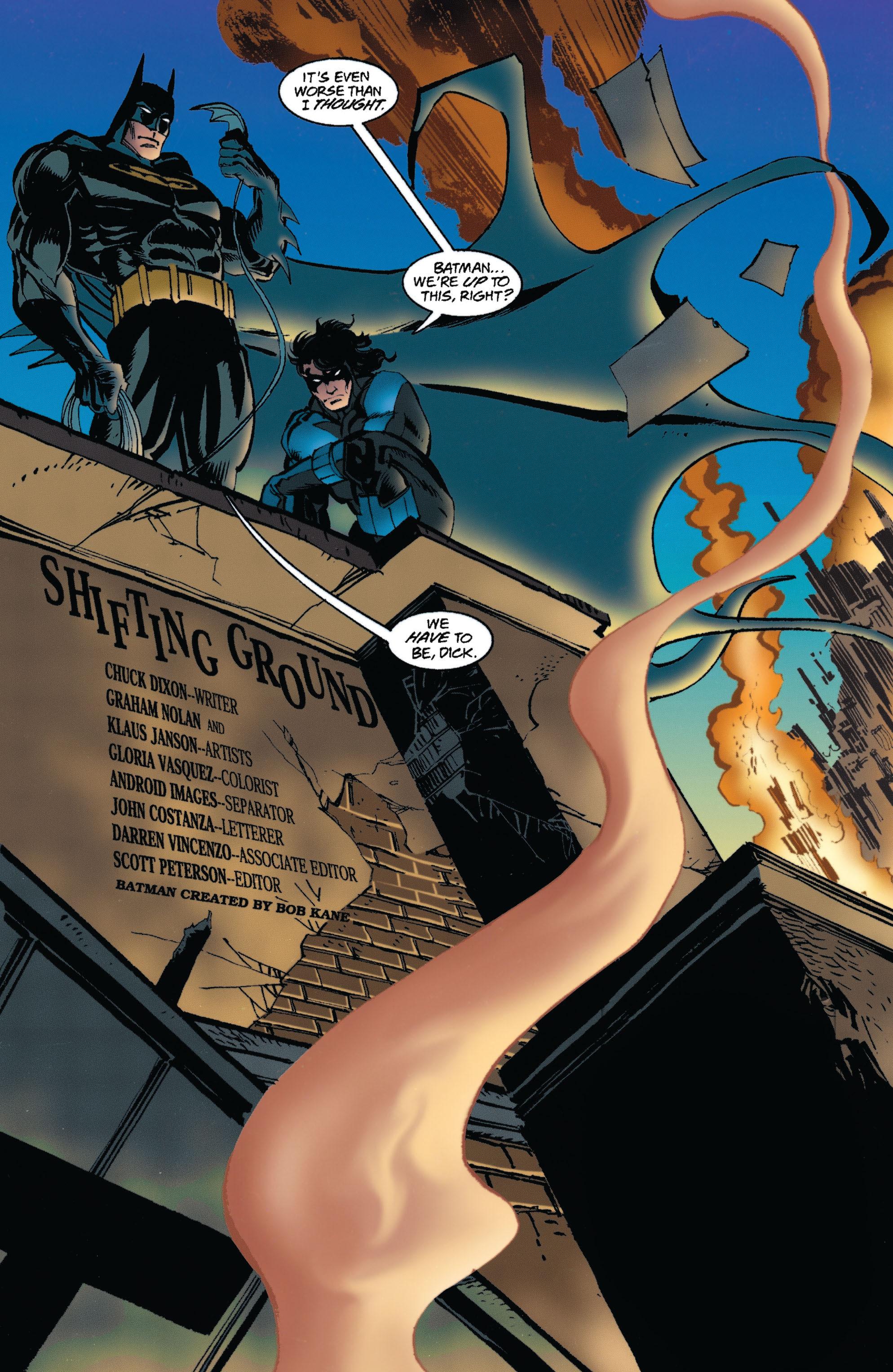 Detective Comics (1937) 721 Page 1