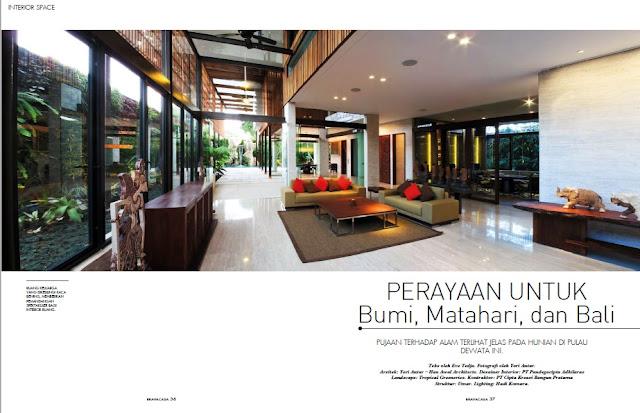 Rumah Bali Karya Yori