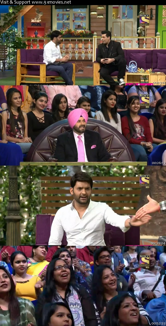 The Kapil Sharma Show 03 Dec 2016 HDTV 480p