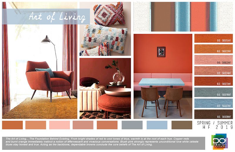 Fashion vignette home trends - 2019 home color trends ...