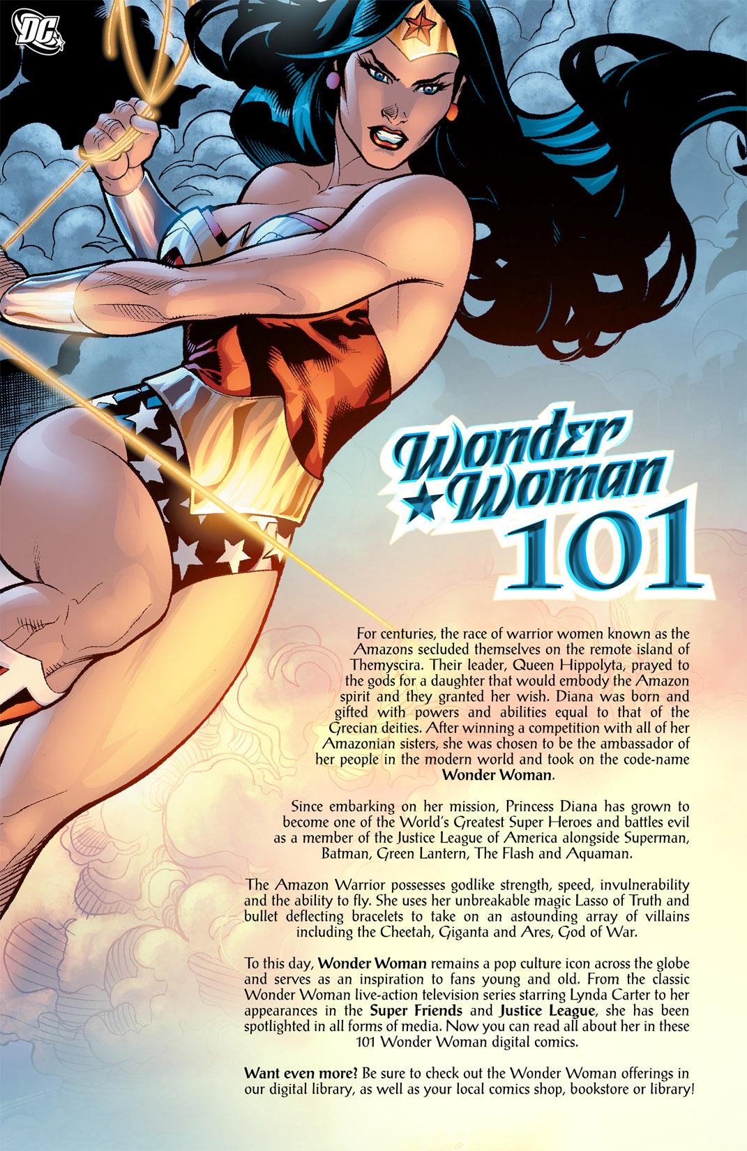 Read online Wonder Woman (1987) comic -  Issue #10 - 25