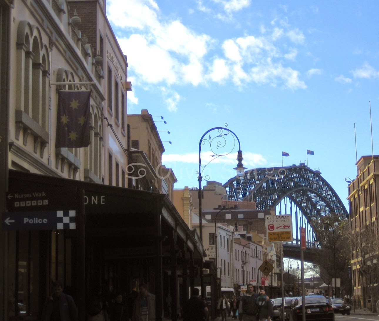 The Rocks, Sydney, Australie