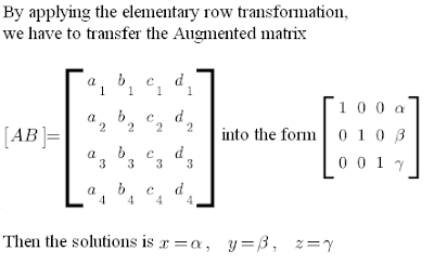 Gauss-Jordan-Method-working-rule