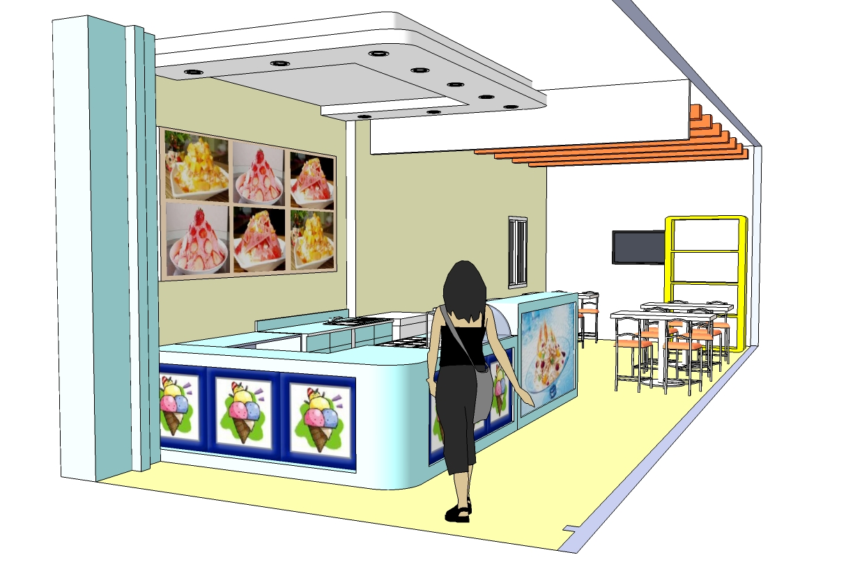 Decorate Ice Cream Ice Cream Shop Design Store Design Ip Maritimes