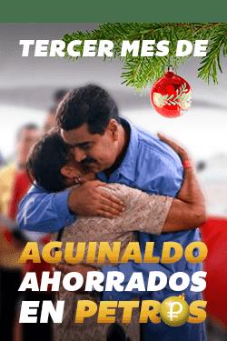 MONEDERO PATRIA: Rendición Anticipada ahorro en Petro por Bs.S 2.020,69