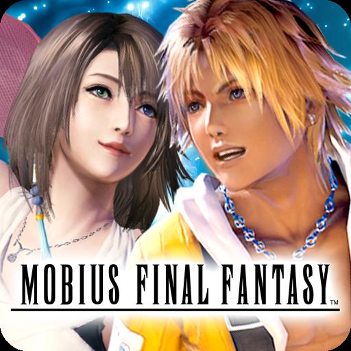 تحميل لعبه MOBIUS FINAL FANTASY مهكره - سارع بالتثبيت