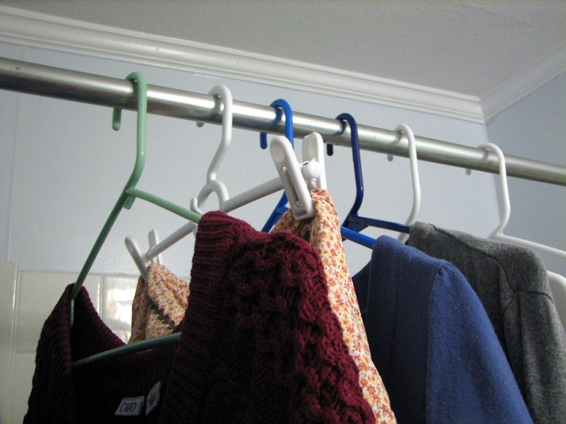 Mary Anns House Indoor Clothes Drying