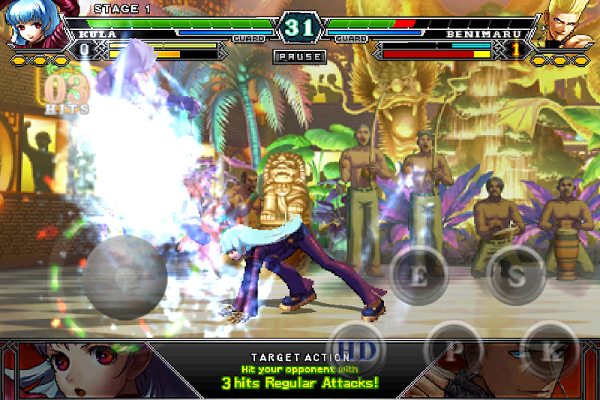 The King of Fighters-A 2012 Mod Apk