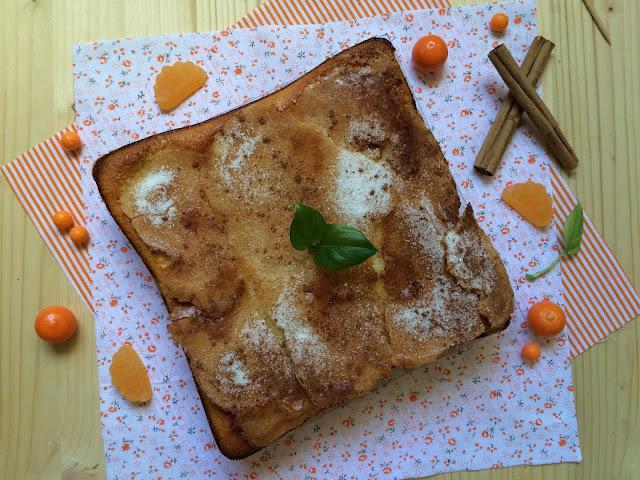 coca de naranja y coco receta