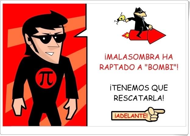 "Multiplica: ""¡Malasombra ha raptado a Bombi!"""