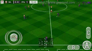 FTS Mod FIFA18 Ultimate Dream by VR Apk + Data Obb Android