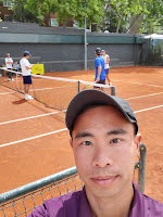 Barcelona Open with Rafael Nadal
