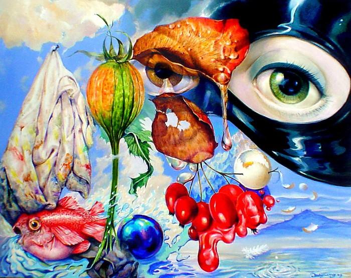 Символизм в живописи. W.A. Di Bolgherese 13