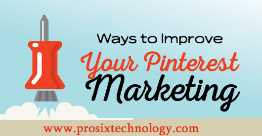 Ways to Increasing Sales with Pinterest
