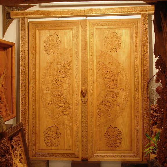 Beautiful front doors design gallery 10 photos kerala for South indian main door designs