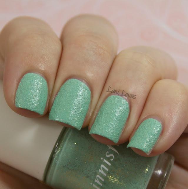 Innisfree Pro #49 nail polish swatch