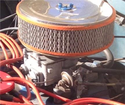 OLE BLUE: Replacing the 2100 series 2V Auto-Lite/Motorcraft