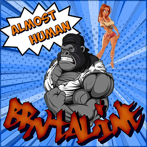Brvtaline - Almost Human [Eurodance 2019]