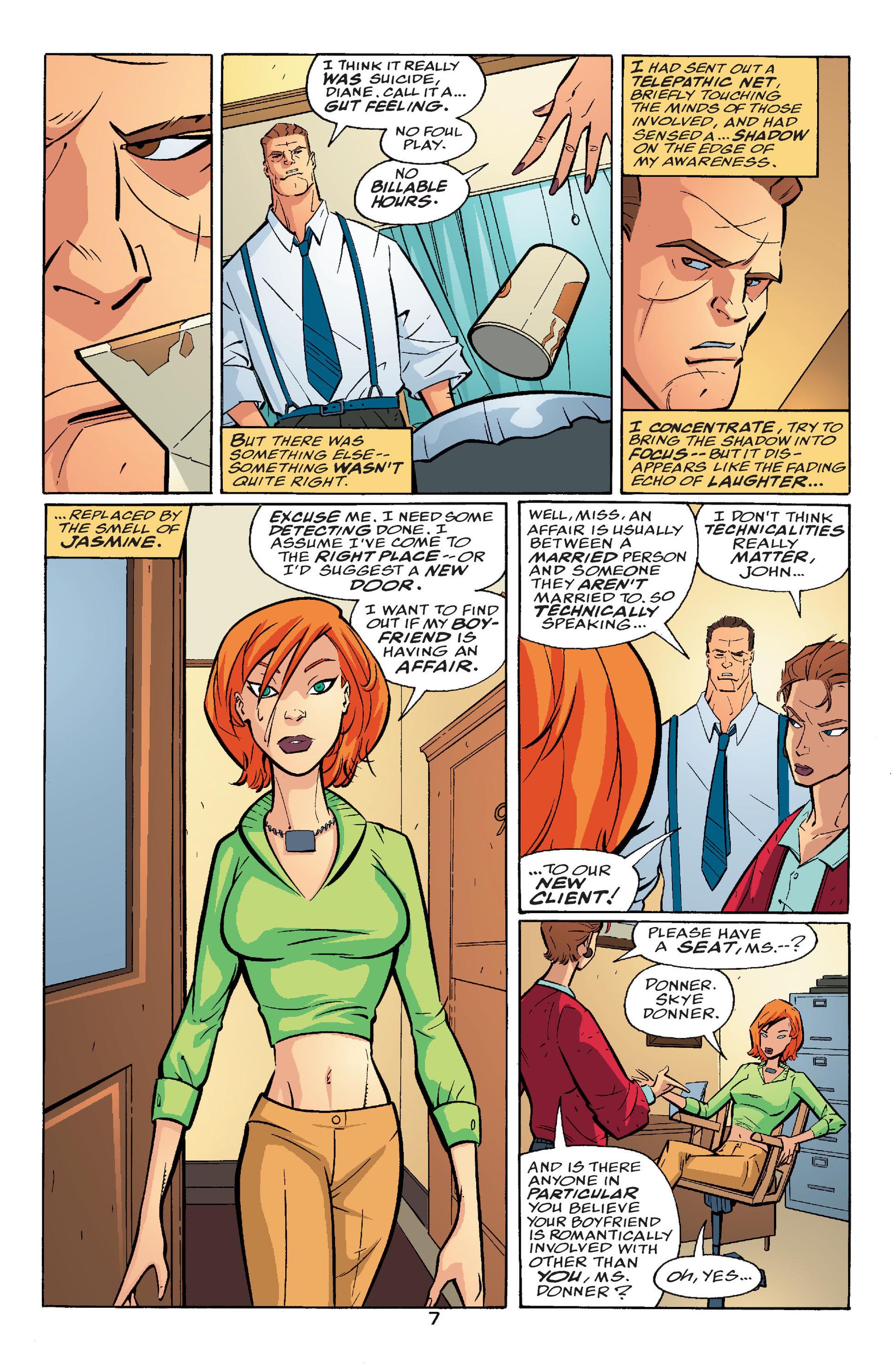 Harley Quinn (2000) Issue #23 #23 - English 8