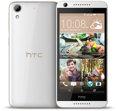 HTC launches Desire 626 Dual SIM smartphone with 5 inch display, 4G LTE in India for Rs. 14990