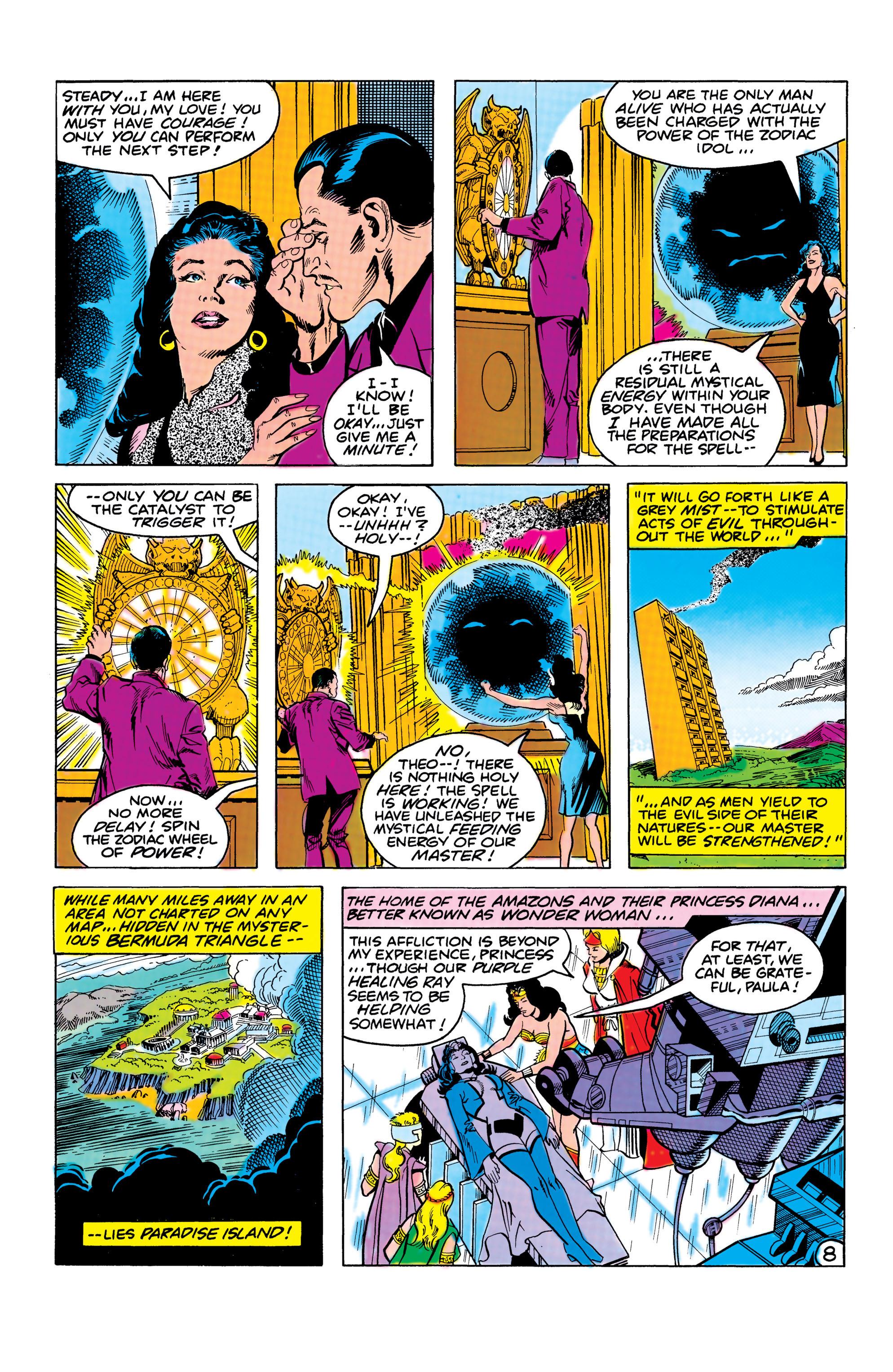 Read online World's Finest Comics comic -  Issue #286 - 9