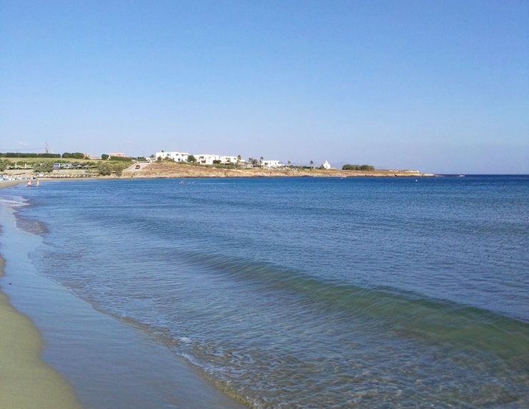 paros golden beach