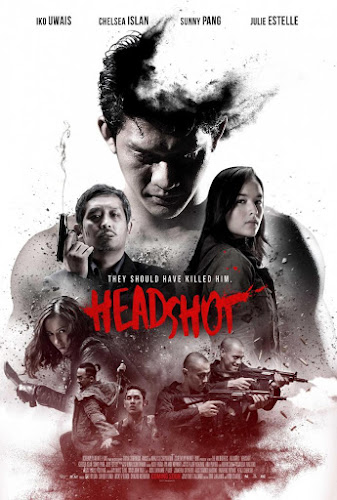 Headshot (BRRip 720p Dual Indonesio / Latino) (2016)
