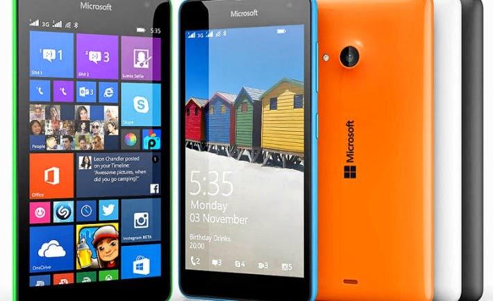 Come cambiare data e ora Lumia 535