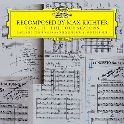 4765040-Recomposed-Richter-940x940 Max Richter – Recomposed by Max Richter: Vivaldi, The Four Seasons [7.9]
