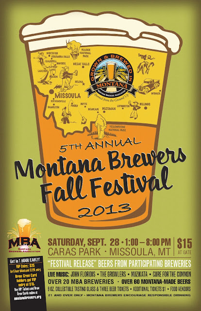 Montana Brewers Fall Festival 2013
