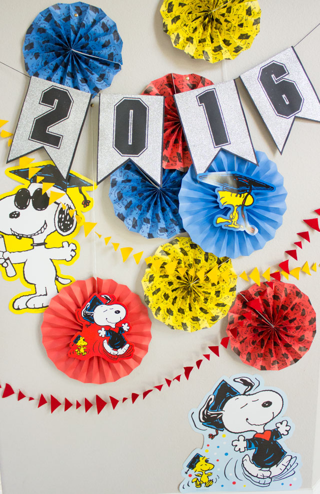 Simple and kid-approved kindergarten graduation party ideas!